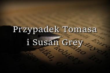 Do pięciu liter – Przypadek Tomasa i Susan Grey